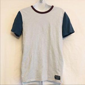 Abercrombrie & Fitch COTTON Crew Neck T Shirt-XS